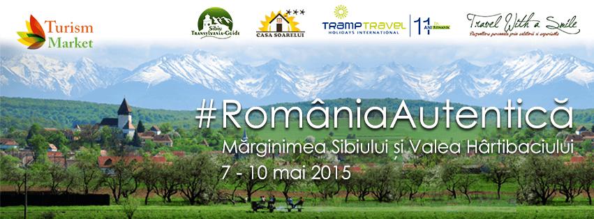 #RomaniaAutentica: Marginimea Sibiului si Valea Hartibaciului