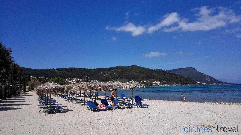 Corfu - Dassia si Ipsos