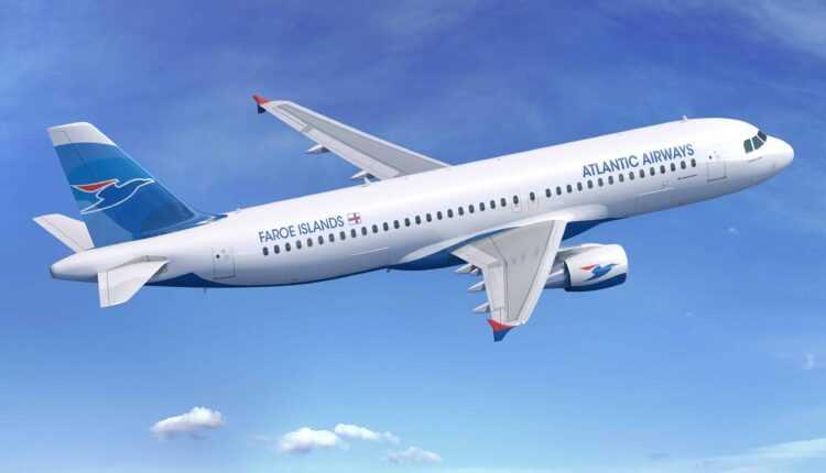 Atlantic Airways a comandat un Airbus A320