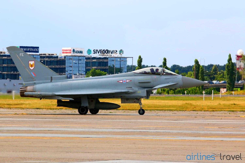 L'Eurofighter Typhoon