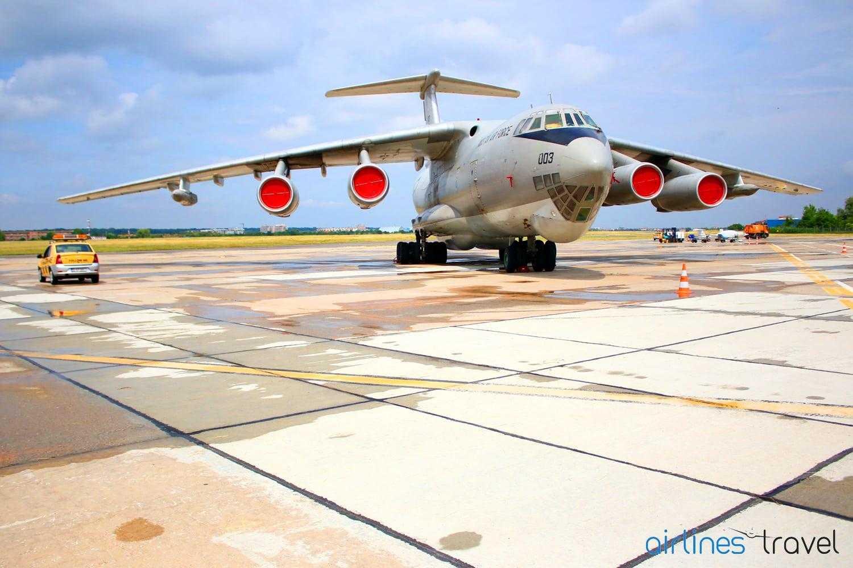 Ilyushin Il-78 Pakistan Aeronautical Complex Kamra
