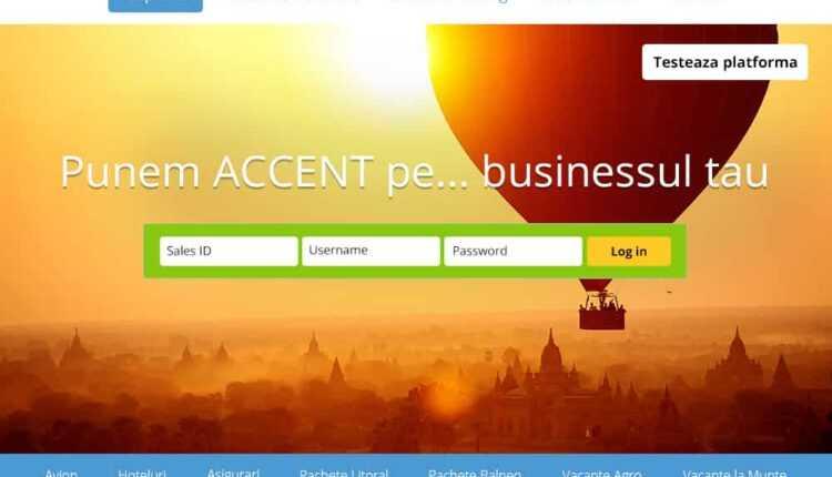 Accent Shop, un nou brand pentru sistemul de rezervări dedicat agenţiilor de turism