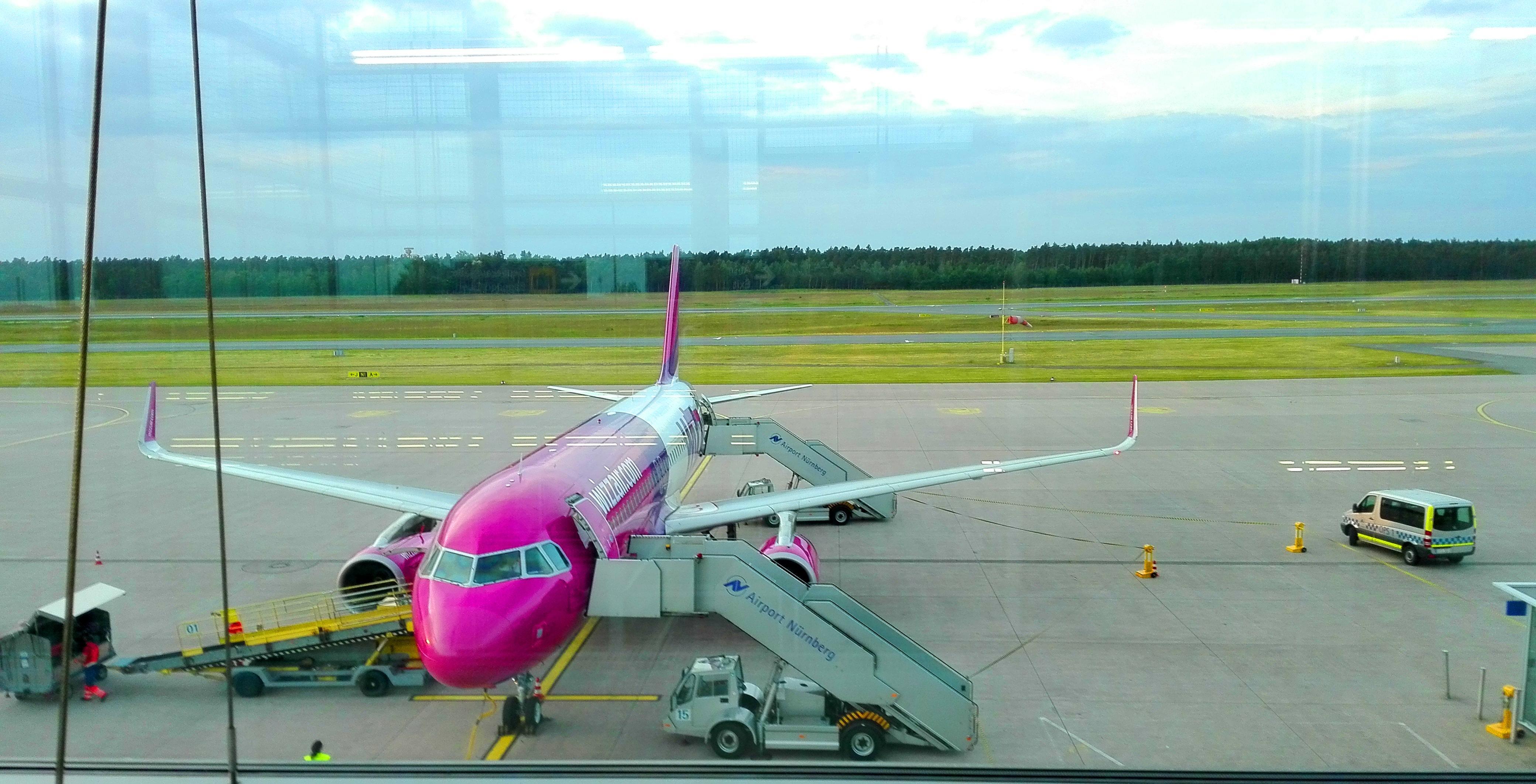 Airbus-A320-Wizz-Air-Nurnberg