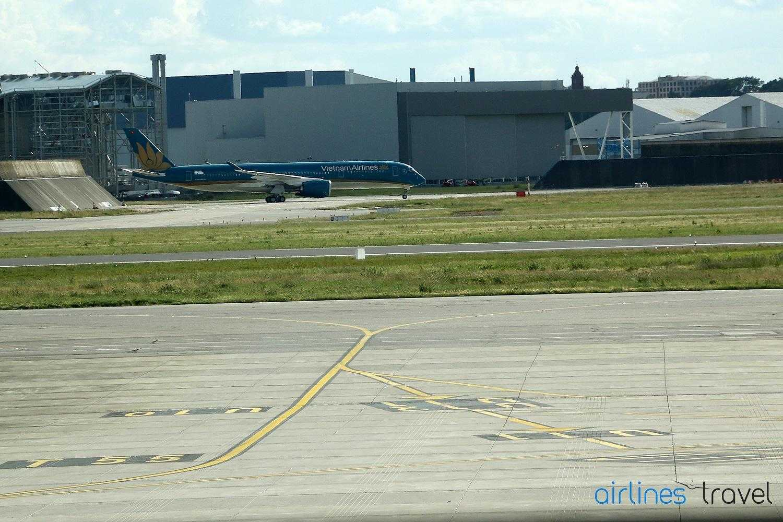 A350-XWB Airbus Vietnam