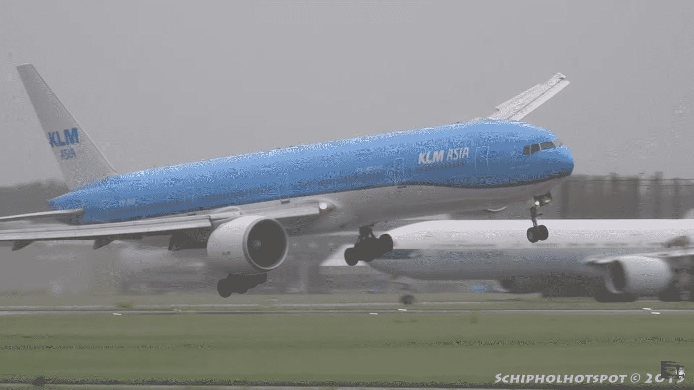 Обои авиалайнер, 777, пассажирский, boeing, Самолёт, боинг, 300-er. Авиация foto 4