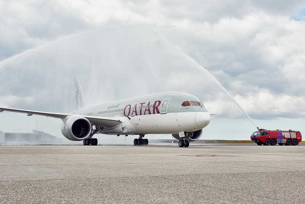 Doha-Amsterdam-Qatar-Airways