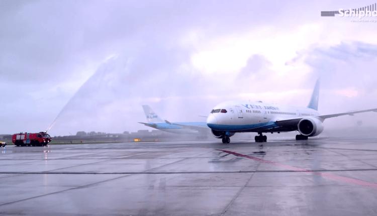 (Video) Xiamen – Amsterdam cu Xiamen Airlines, zborul inaugural