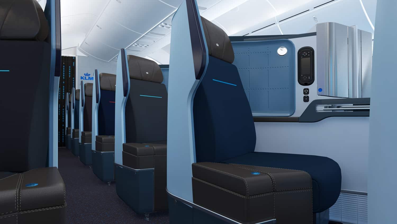 Classe empresarial mundial KLM