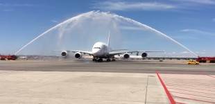 (Video) Dubai – Madrid cu Airbus A380 Emirates – inaugurarea rutei