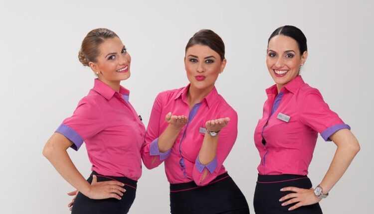 Noile ambasadoare Wizz Air