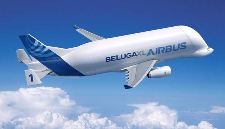 Airbus Beluga XL – de la faza de concept la proiectare şi producţie (Video)