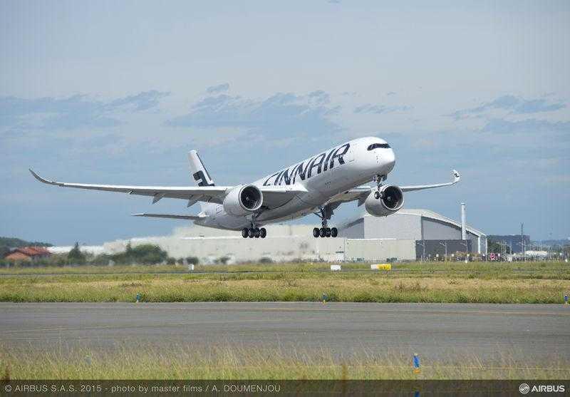 A350 XWB FINNAIR