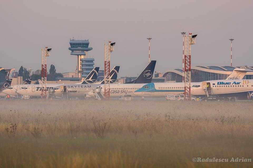 Aeroport Henri Coanda Otopeni
