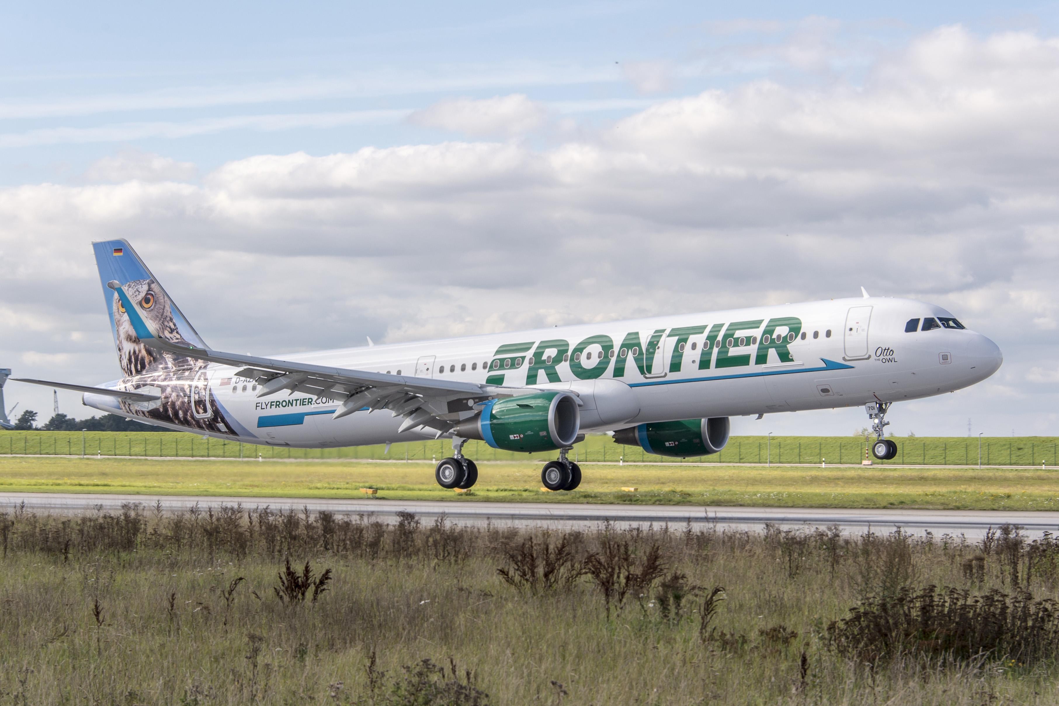 A321_Frontier_Landing