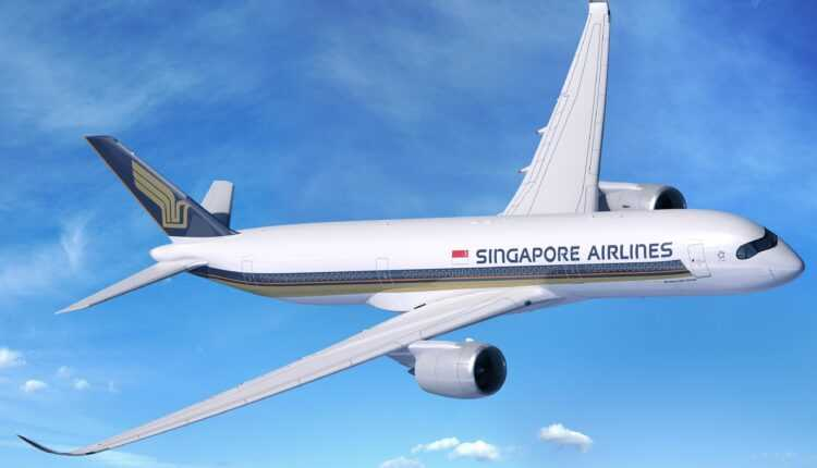 Airbus a anunţat Airbus A350-900ULR (Ultra-Long Range) / Singapore Airlines va fi clientul de lansare