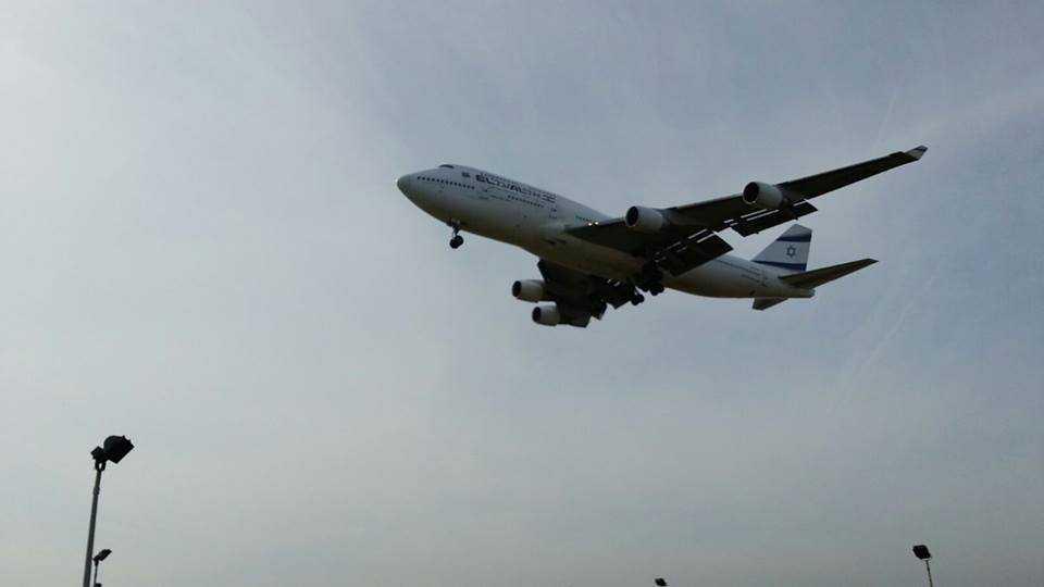 Boeing-747-400-EL-AL-Bucuresti-1