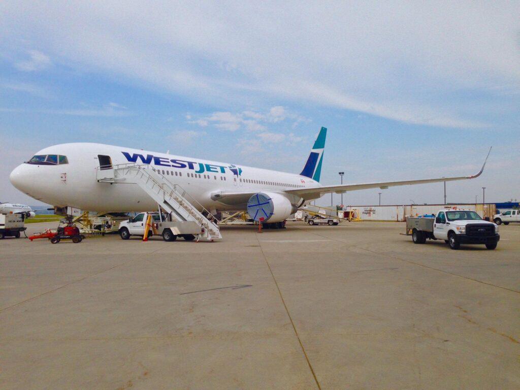 Boeing-767-300ER-Westjet