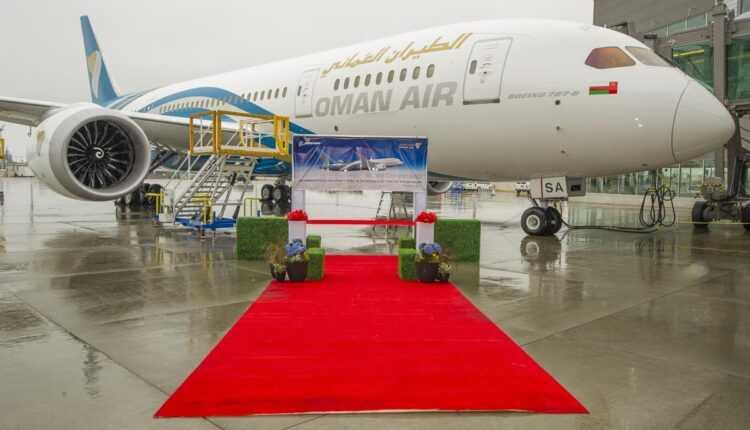 (Video) Primul Boeing 787-8 Oman Air a fost livrat