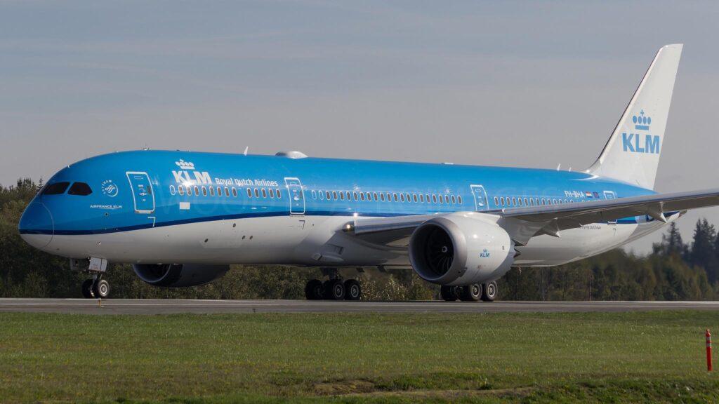 Boeing 787-9-KLM