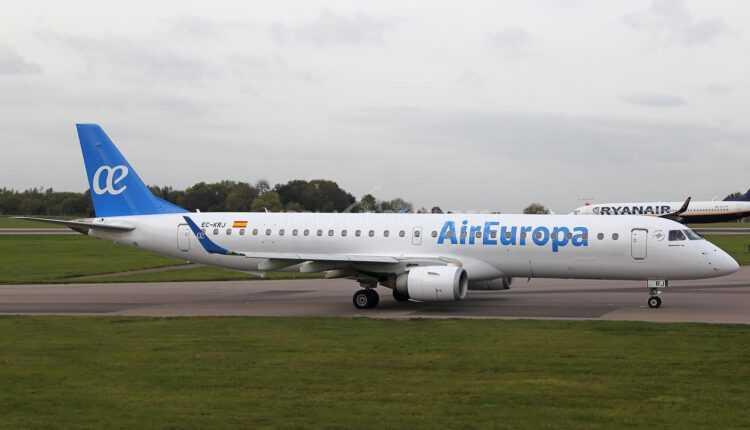 """Noul livery Air Europa şi noua campanie publicitară """"Fiecare detaliu contează"""" (foto)"""