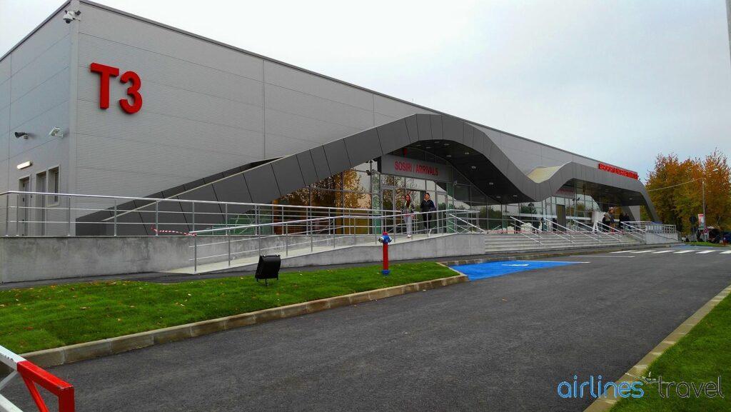 T3 IASI Airport Terminal