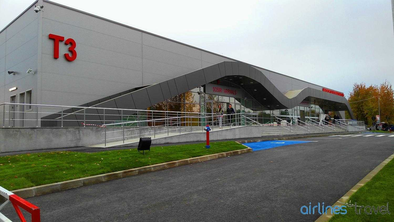Терминал аэропорта T3 IASI
