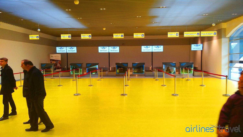 Terminalul T3 IASI Airport