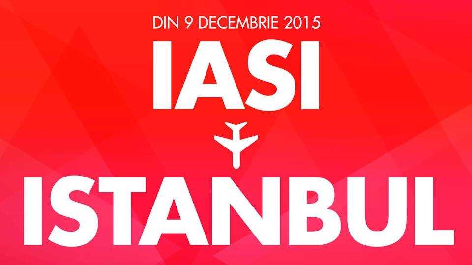 Iasi-Istanbul-TAROM