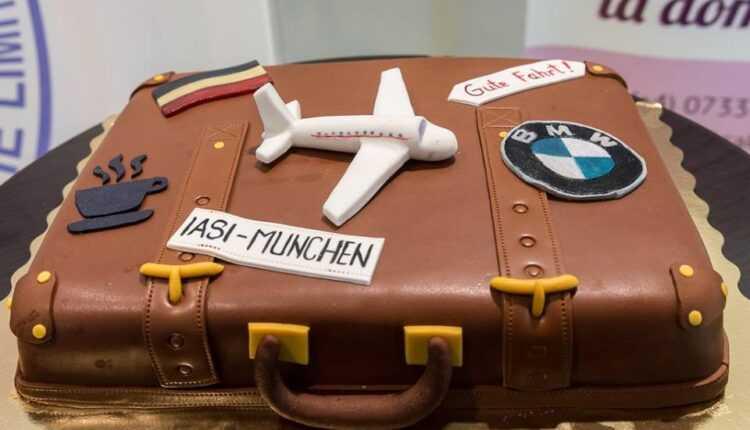 TAROM a operat primul zbor pe ruta Iaşi – Munchen!