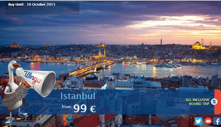 [Oferta Turkish Airlines] Istanbul de la 99 EURO, Antananarivo de la 557 EURO