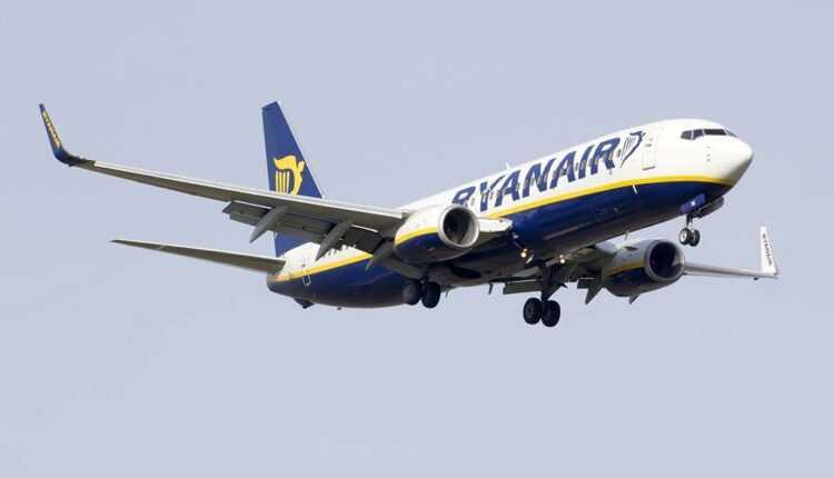 Ryanair la un pas de 10 milioane de pasageri pe lună