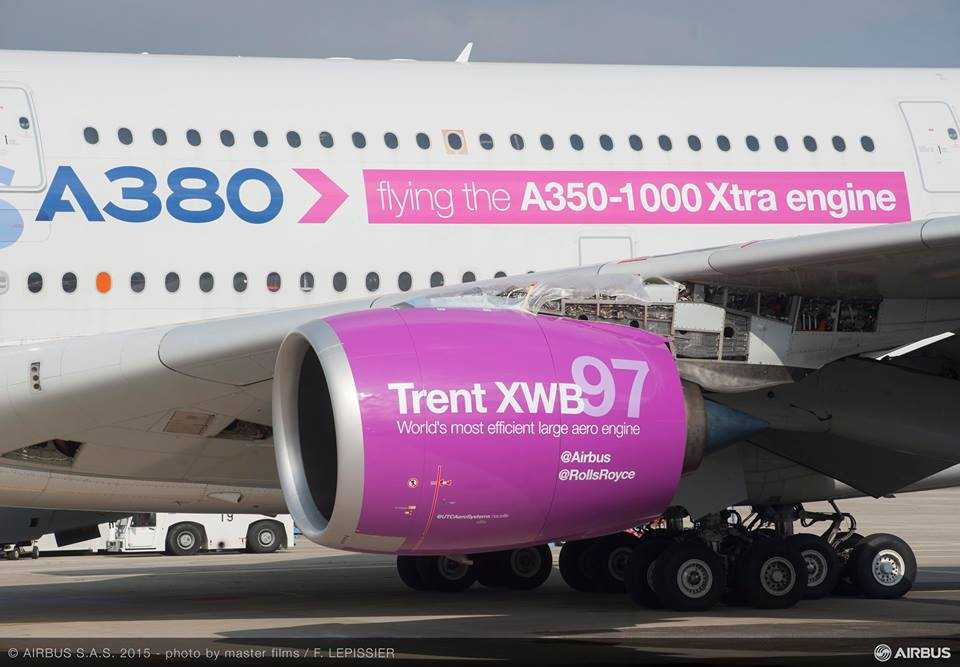 Rolls-Royce Trent XWB-97,