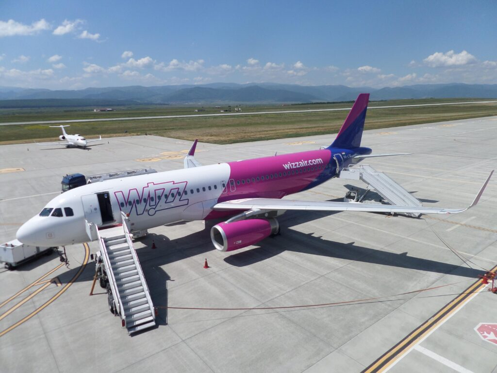Wizz Air - Sibiu