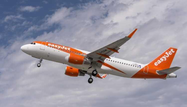 easyJet a comandat 36 de avioane din familia Airbus A320