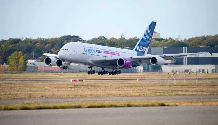 Motorul Rolls-Royce Trent XWB-97 a început campania de zboruri-test pe A380