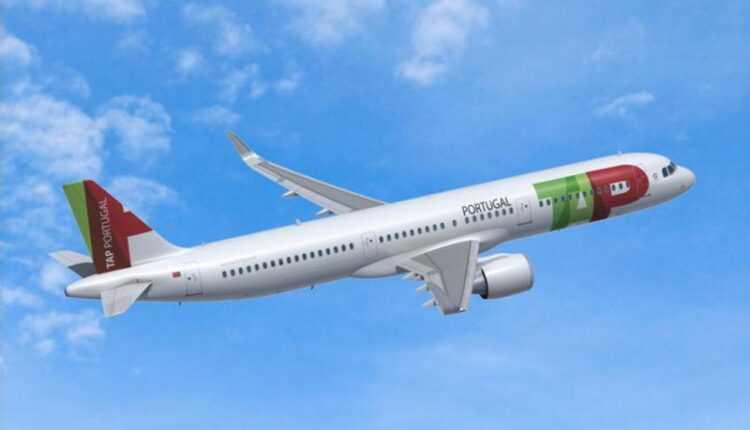 TAP Portugal a plasat o comandă pentru 53 de avioane Airbus