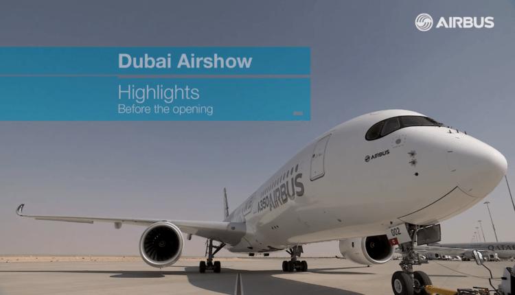 #Dubai #Airshow 2015 / Dubai Airshow 2015 – Getting ready for the show