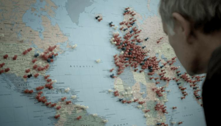 (Video) A tranzitat 500 de aeroporturi din 151 de ţări, de pe 6 continente