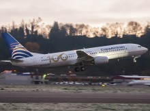 Copa Airlines 100th Delivery Events