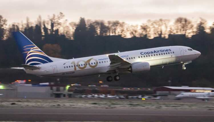 Al 100-lea Boeing 737 pentru Copa Airlines