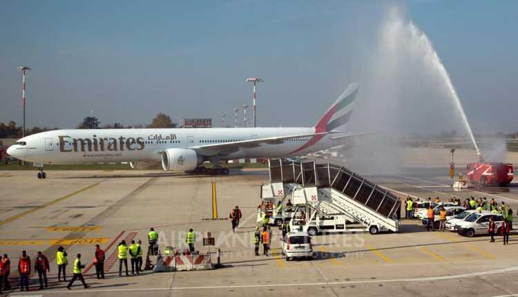 Dubai – Bologna zilnic cu Boeing 777-300ER Emirates
