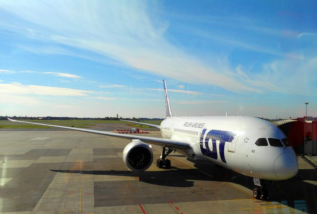 Boeing 787-LOT