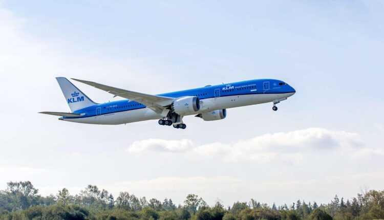 INFO: Despre Boeing 787-9 Dreamliner KLM
