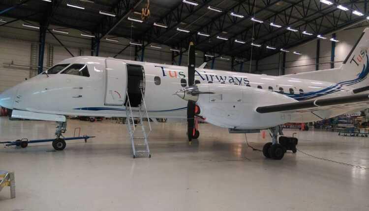 TUS Airways decolează la 1 decembrie 2015