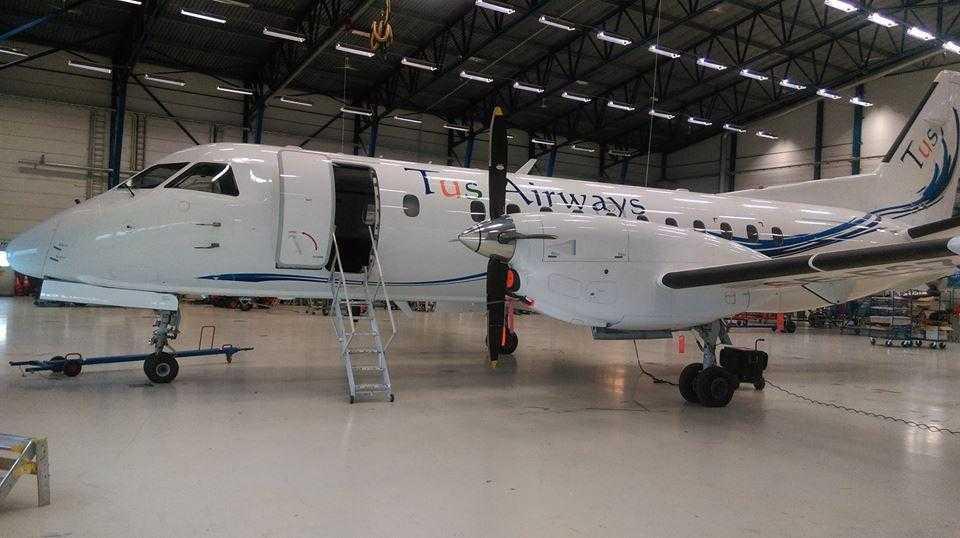 TUS-Airways-SAAB-340-1