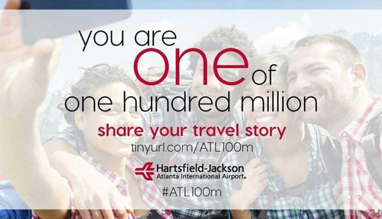 (Video) Aeroportul Internaţional Hartsfield-Jackson – Atlanta la 100 de milioane de pasageri într-un an
