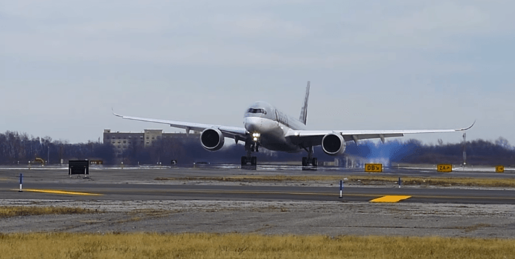 (Video) Doha – New York cu Airbus A350-900 Qatar Airways, pe 8 decembrie 2015