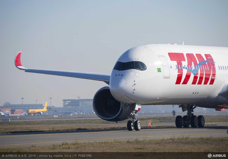 A350_XWB_TAM_taxiing