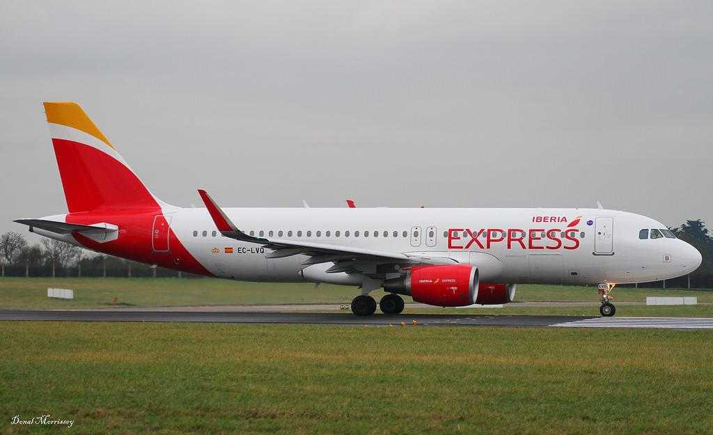 Airbus A320-Iberia Express