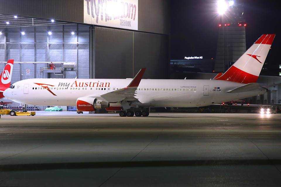 Boeing-767-300ER-Austrian-Airlines